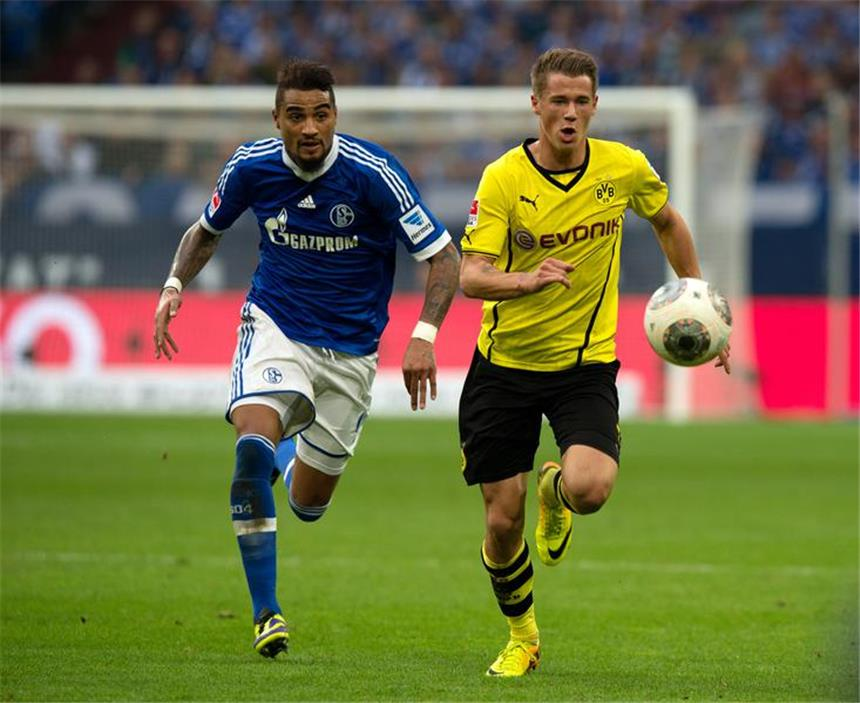 Hat Schalke Gewonnen