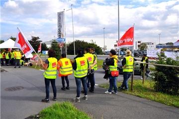 8fb4f7f625709d Bis Samstag. Tarifverträge: Amazon-Mitarbeiter streiken wieder